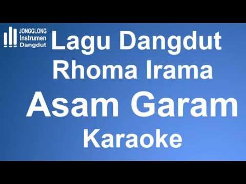 Lagu Dangdut Rhoma Irama Asam Garam Karaoke Instrument mp3 2