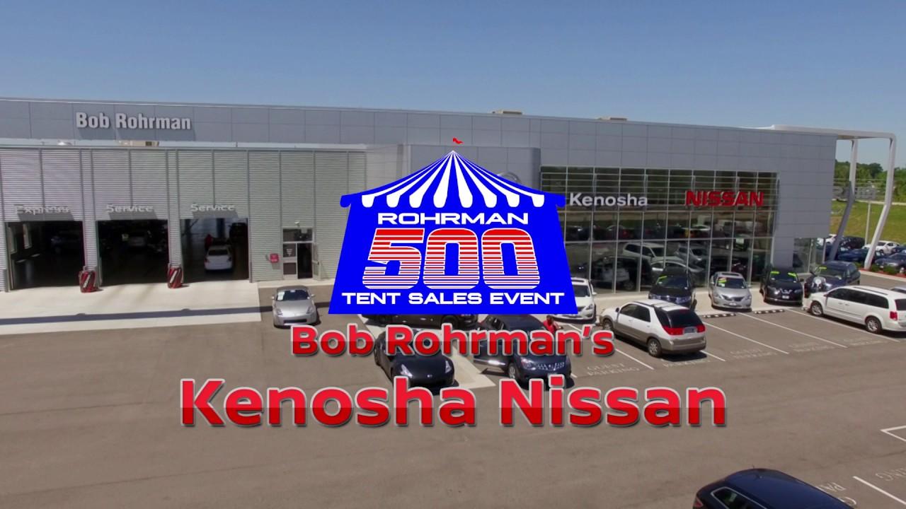 Kenosha Nissan May 2017 Bob Rohrman