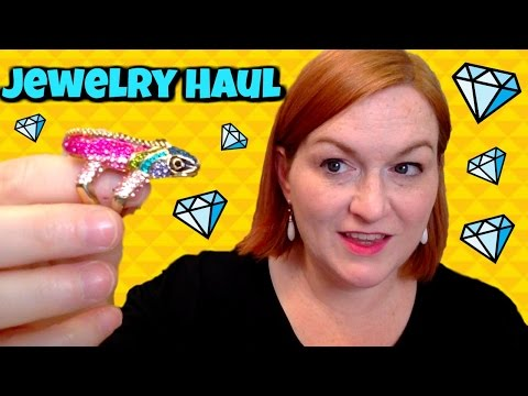 Finding Gold! – Awesome Jewelry Haul! Garage Sale Haul – Turning $31 into $?? – Selling Jewelry