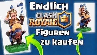 ENDLICH !! Clash Royale / Clash of Clans Figuren zu kaufen !!!