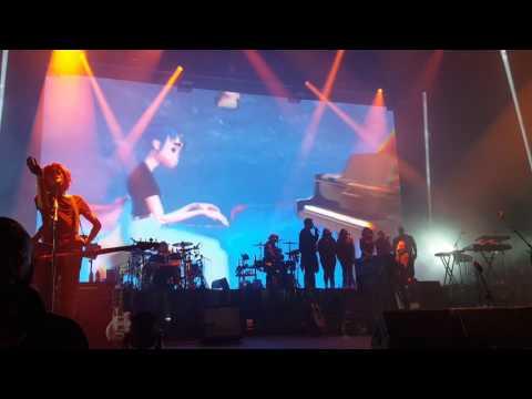 Gorillaz - Sleeping Powder @ Brixton 08.06.17
