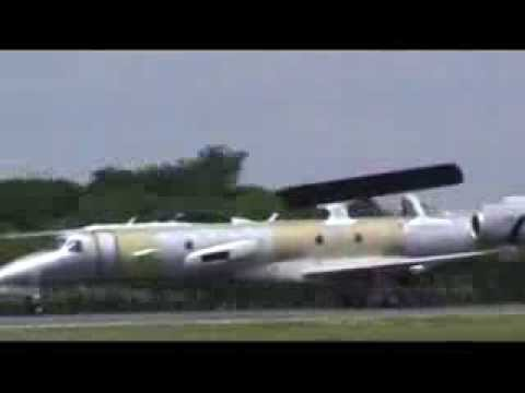 India's Embraer EMB-145 airborne early warning and control (AEW&C) aircraft