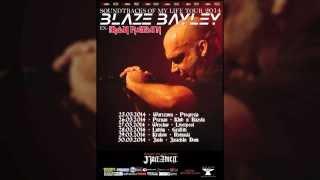 Blaze Bayley - Soundtracks of My Life Tour 2014 - Poland