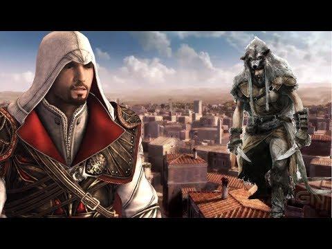 Męczące wilki i punkty widokowe | Assassin's Creed Brotherhood [#27]