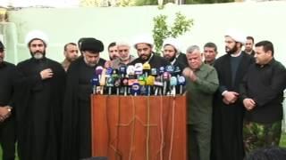 قاسم سليماني يقود مليشيات الحشد الشعبي غرب الموصل