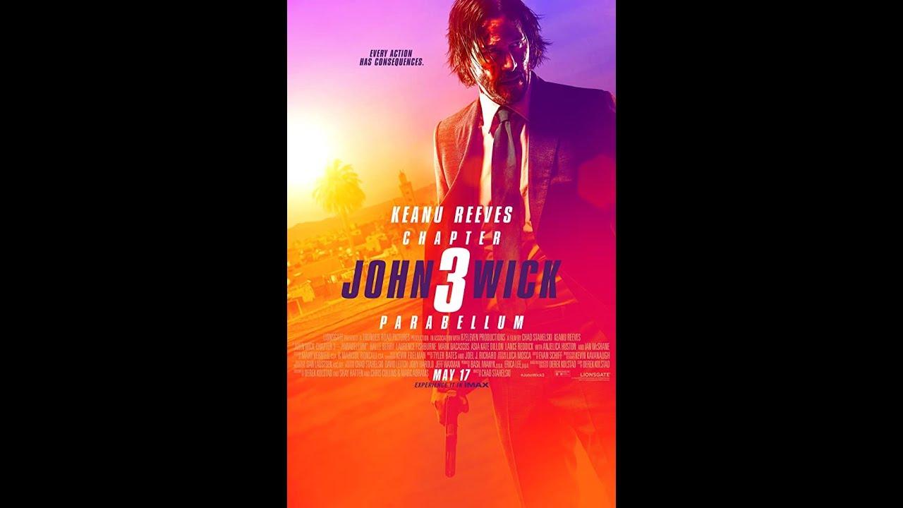 [FİLM-İM] John Wick 3 Parabellum 2019 Türkçe Dublaj İZLE