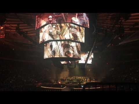Ramin Djawadi - Reign - Live Game of Thrones Concert Madison Square Garden 3/7/17 MSG NYC