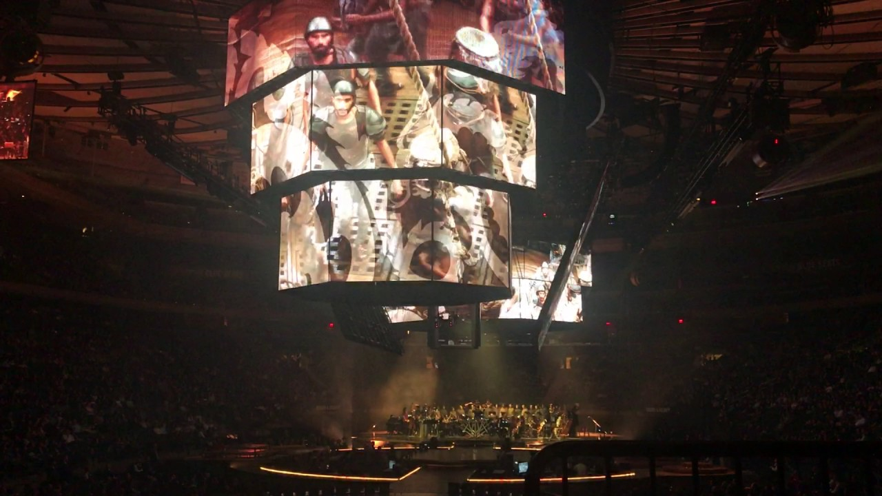 Ramin Djawadi Reign Live Game Of Thrones Concert Madison Square Garden 3 7 17 Msg Nyc Youtube