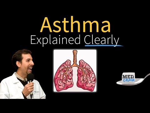 Asthma Explained Clearly: Asthma Symptoms And Diagnosis