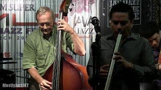 Indra Lesmana Quartet ft. Maurice Brown & Ade Irawan -  @ Mostly Jazz 29/02/2012 [HD]