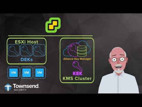 Introduction To VMware VSphere Encryption Key Management