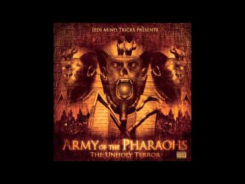 """Jedi Mind Tricks Presents:Army of the Pharaohs - """"Spaz Out"""" [Official Audio]"""