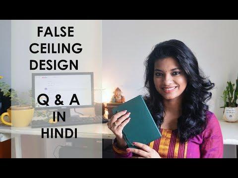 Q & AFalse Ceiling Design India. False ceiling in Hindi.Pop Gypsum ceiling design Iosis Hindi