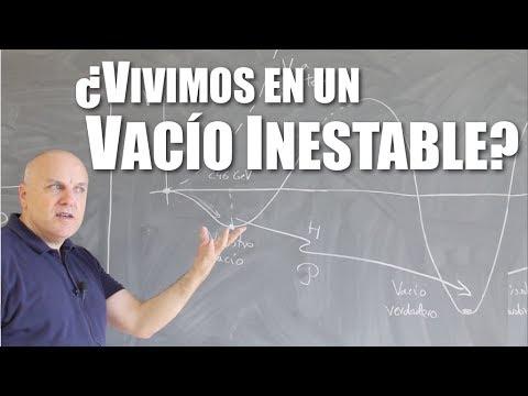 ¿Puede desintegrarse el vacío? Estabilidad del campo de Higgs