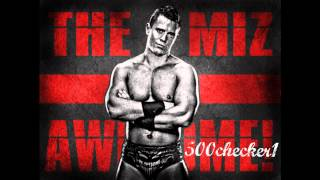 2010-2012 : The Miz 5th WWE Theme Song ( Exit ) - I Came To Play [High Quality + Download Link]