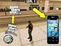تحميل مود هاتف مايكل GTA v للعبة GTA san andreas / تحويل GTA sa اللى GTA v