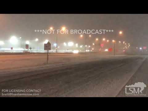 11-12-13-Amarillo, TX- Winter Storm
