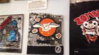 WW2 Nose Art - Bomber Command Museum