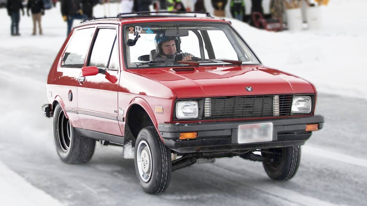 Yugo GV hits 100 mph with a 5 3-liter LS V8 under the hood