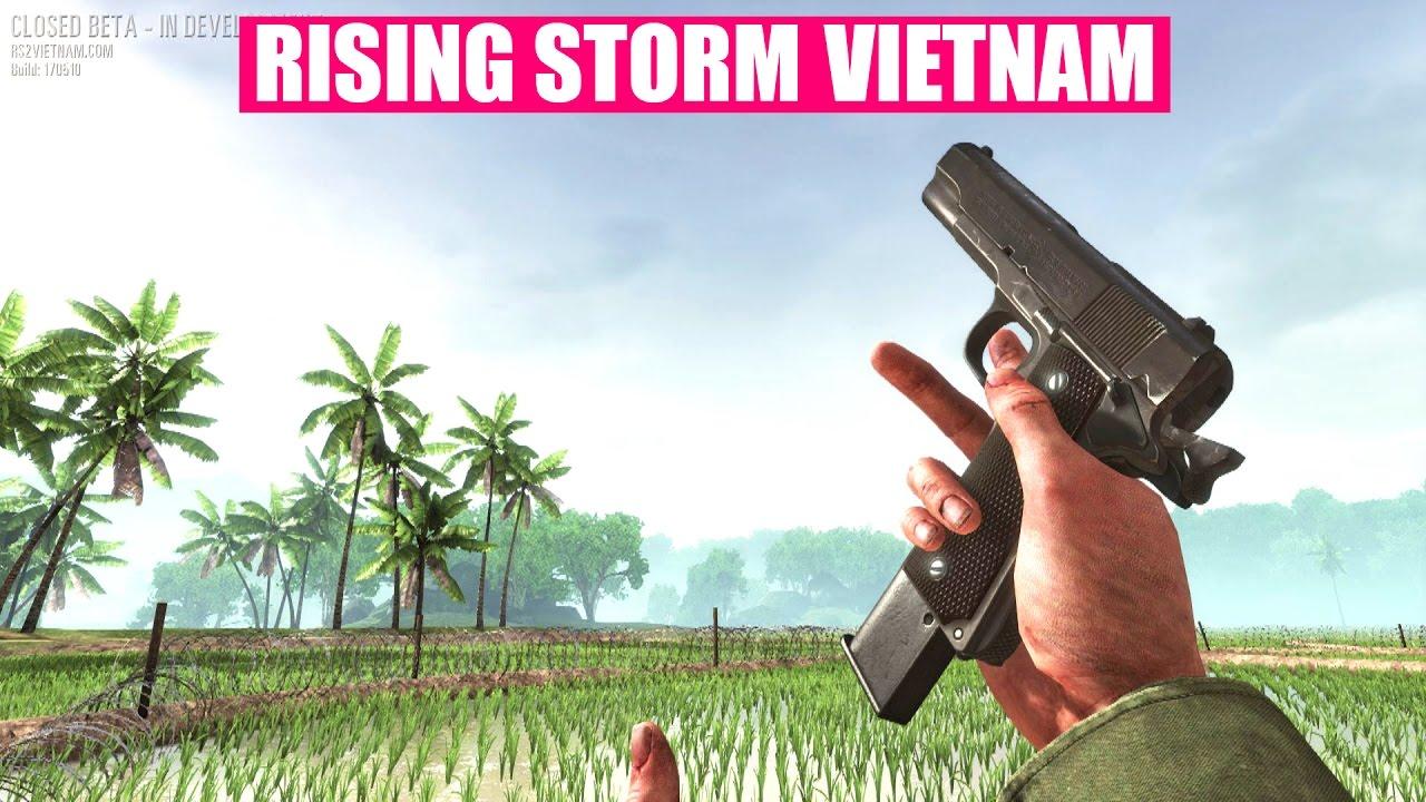 Rising Storm 2 Vietnam Gun Sounds of All Weapons