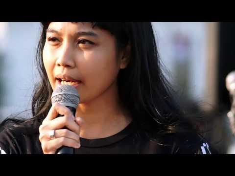 Aksi Kamisan 501 - Refleksi Saras Dewi