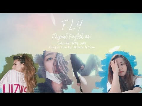 F.L.Y (Original English Ver.) - Reez, Mozy, Shamsa, Gracie (COLOR CODED Lyrics HAN|ENG)