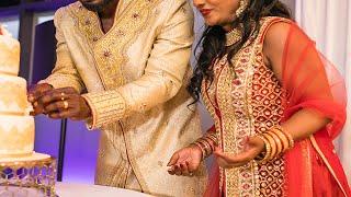 Anji + Abi  Traditional Engagement  - Sri Lanka Meets Nigeria