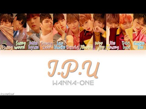 Wanna One (워너원) - 약속해요 (I.P.U.) [HAN|ROM|ENG Color Coded Lyrics]