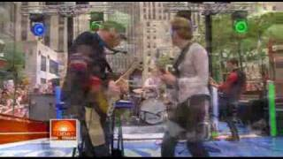 Coldplay - 42 live @ Today Show