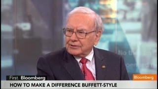 Warren Buffett: What Happens If I Die Tomorrow