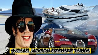 10 MOST EXPENSIVE THINGS PREVIOUSLY OWNED BY  MICHAEL JACKSON