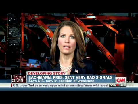 Bachmann's Real Agenda - Zionism!