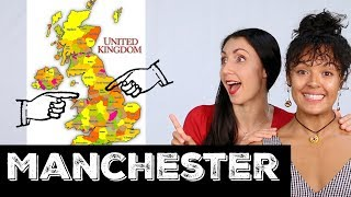 British Accents: MANCHESTER / MANCUNIAN