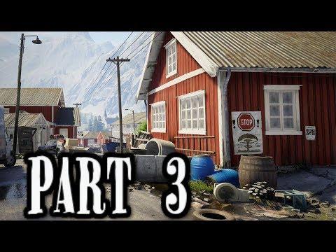 Vigor Walkthrough Gameplay Part 4 - Coop Survival - (Vigor