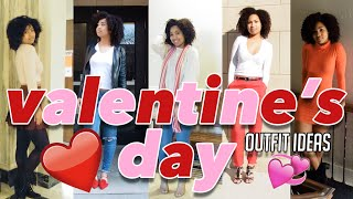 Valentine's Day Outfit Ideas | Lookbook