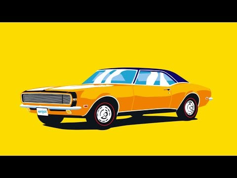 enjoi – bitchin' camaro