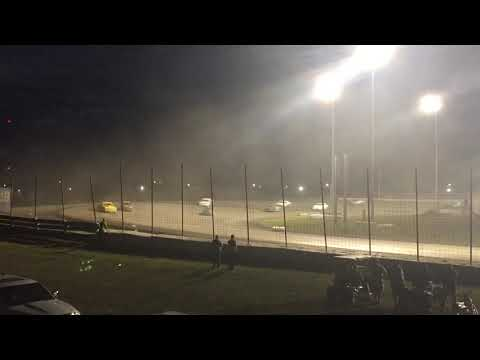 Red River Valley Speedway Stock Car Feature 8-9-19