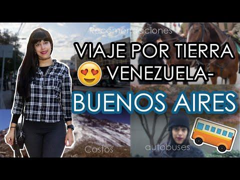 EMIGRAR DE VENEZUELA, VIAJE POR TIERRA VENEZUELA-BUENOS AIRES PARTE II (PERÚ, CHILE, ARGENTINA)