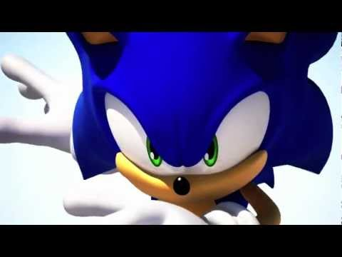 Sonic: Awake And Alive (with lyrics)