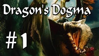 Thumbnail für das Dragon's Dogma (Beta) Let's Play
