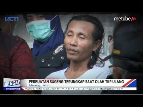 Download Sugeng Berpura-pura Gila, Pelaku Ternyata Bunuh Wanita di Malang - Sergap 21/05