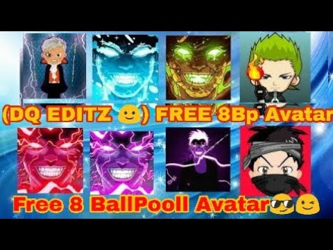 8 BallPooll Avatar's for free download spacial picture for 8 BallPooll profile photo download