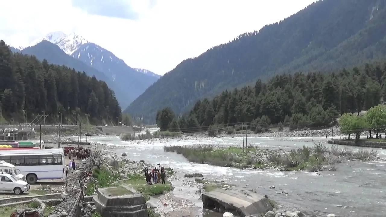 paradise on earth - pahalgam, kashmir hd video - youtube