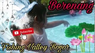 Water Boom Fishing Valley Bogor | Taman Bermain Anak | Lagu Anak | Pendidikan Anak | Belajar Renang