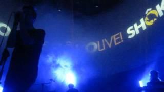 Trust - Heaven (Live @ Shoko, Madrid 13/12/2013)