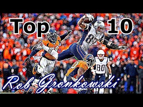 Rob Gronkowski now has more Super Bowl receptions than any other tight end in ...
