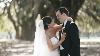 Jacquelyn + Tyler | Destination Wedding at The Ford Plantation