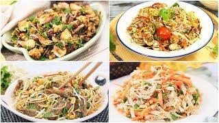 Những món salad tươi mát ngon đúng điệu  | Feedy TV
