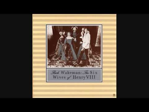 Rick Wakeman - Catherine Parr - The Six Wives of Henry VIII - (1973) HQ