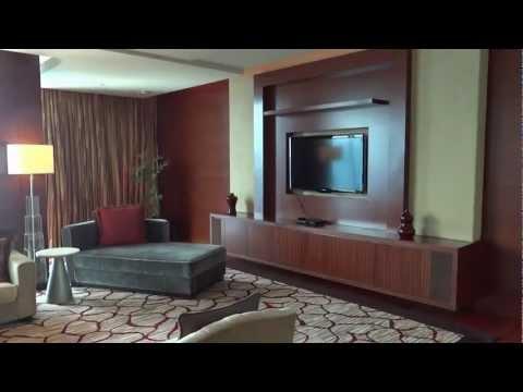 Singapore Marina Bay Sands Hotel VIP Tour - Skypark, Luxury Marina Suite, Infinity Pool